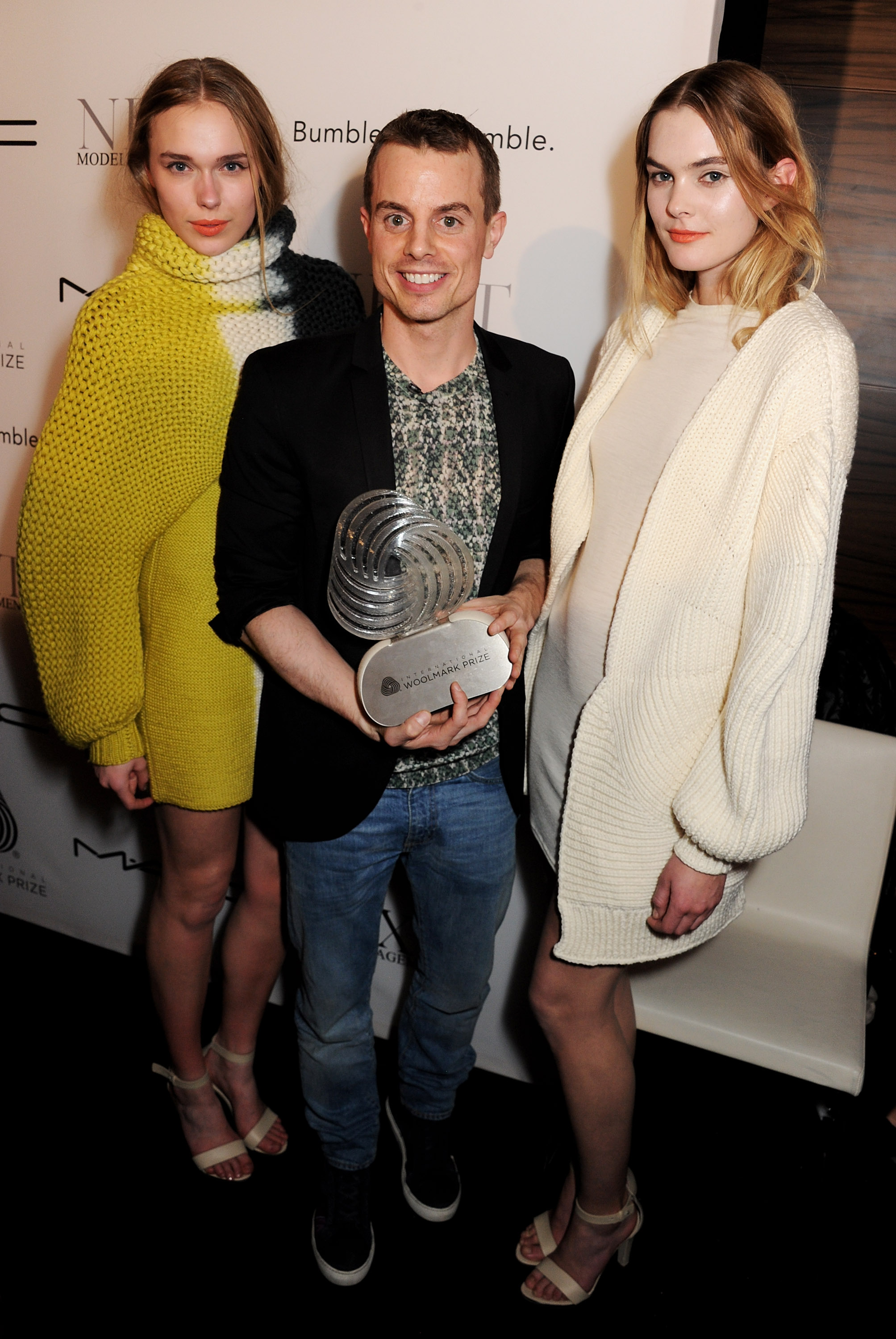 2013 International Woolmark Prize Final - After Party