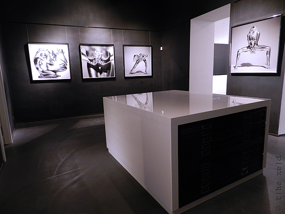 "Photographers Limited Editions Gallery - Schullin ""Black & White"" Silberkollektion."