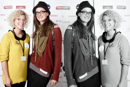 WE LOVE  Fashion Camp Vienna 2013