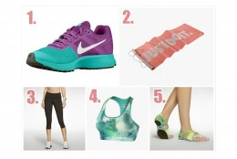 Lauf- & Yoga-Outfit