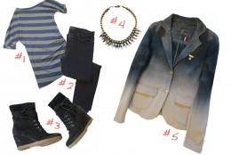 Military Trend 2014  THE DAILY OUTFIT #11