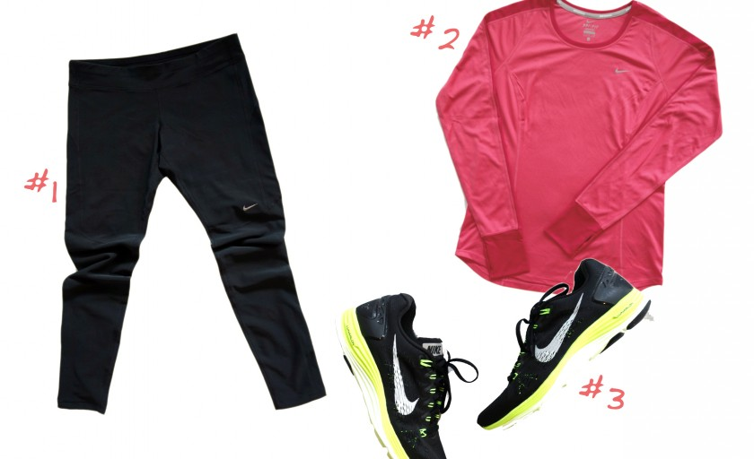 Nike Running  THE DAILY OUTFIT #10