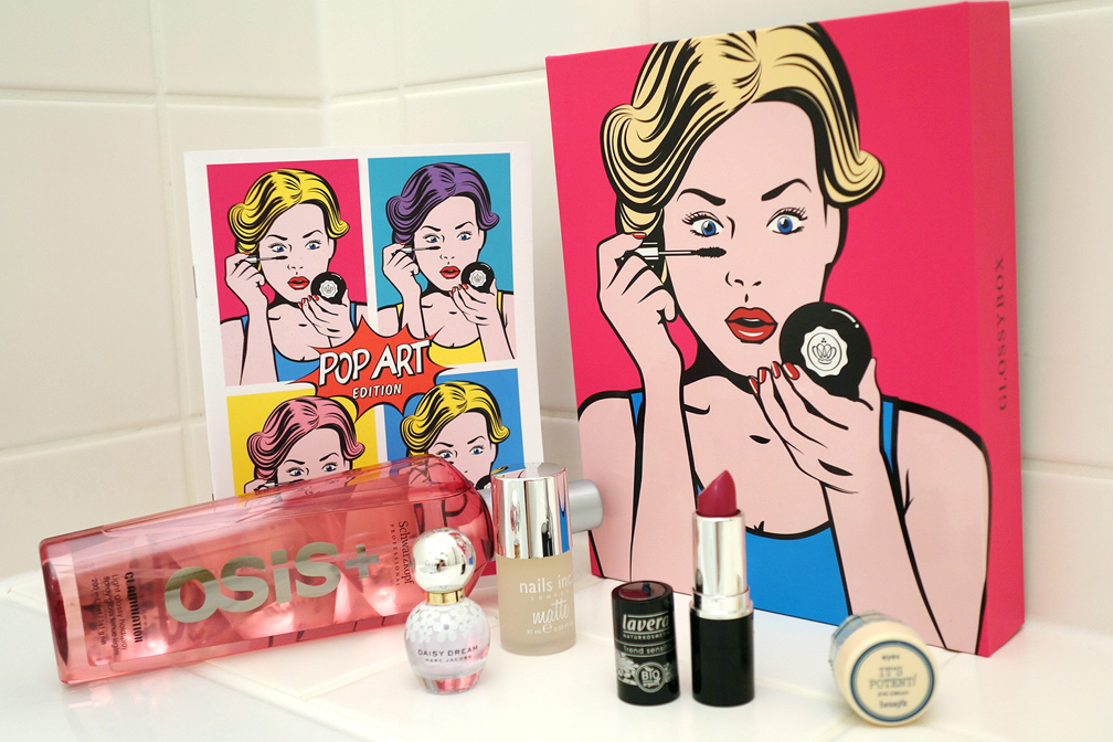 01-GlossyBox-PopArt-thexed