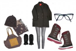 SOREL Style Boots  THE DAILY OUTFIT #24