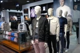 David Beckham H&M  Modern Essentials