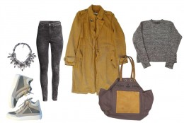 Peperosa Sneakers THE DAILY OUTFIT #35