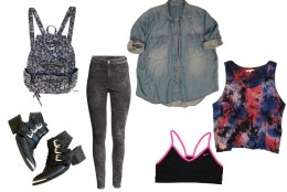 Crop Top Favorite THE DAILY OUTFIT #41
