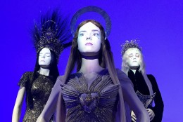 Jean Paul Gaultier  'From sidewalk to catwalk' München 2015