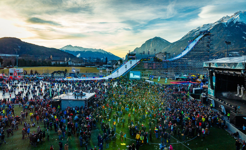 Air and Style  in Innsbruck 2016