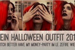 MEIN HALLOWEEN OUTFIT 2016 – VIVIENNE WESTWOOD