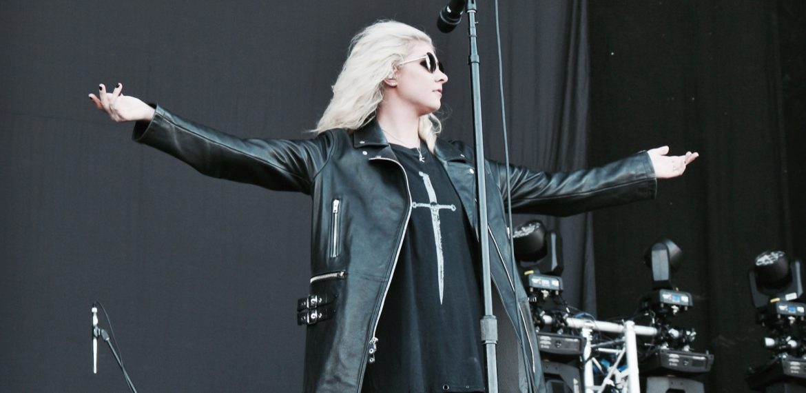 The Pretty Reckless  FM4 Frequency Festival 2017